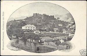 portugal, MADEIRA, Funchal, Castello do Pico (ca. 1899)