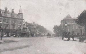England Street Scene Birmingham