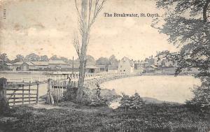 St. Osyth, The Breakwater 1906