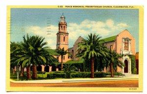 FL - Clearwater. Peace Memorial Presbyterian Church