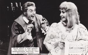 RP: STRATFORD, Ontario, Canada, Shakespearean Festival 1962, Taming of the Shrew