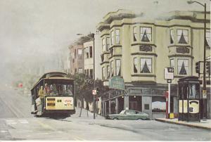 The Buena Vista bar restaurant San Francisco by Robert Kent