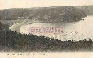 Postcard Old Env Saint Quay