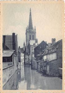 BR10184 Leuven Louvain Dyle et tour de Eglise  belgium