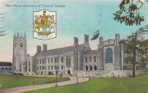 TORONTO , Ontario , Canada , 1931 ; Hart House , University of Toronto