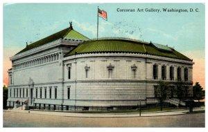 1910's Corcoran Art Gallery Washington DC PC2017