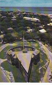 Historic Fort Fincastle Nassau Bahamas