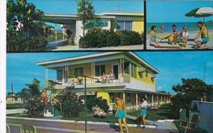 Florida St Petersburg Beach Sun Sea Apartments and Motel