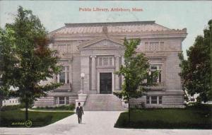 Public Library Attleboro Massachusetts 1911