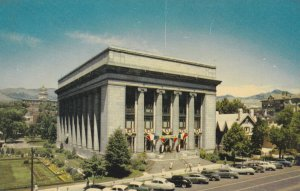 SALT LAKE CITY , Utah , 1950-60s ; Church Office Building