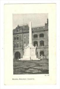 Calcutta , India , 00-10s   Howard Monument