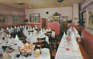 New York City Le Moal Restaurant