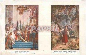 Image At the Pantheon in Paris Coronation of Charles VII in Paris Pantheon Je...