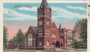 Methodist Church, Greenwood, Mississippi, 10-30s