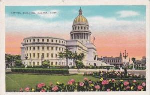 Cuba Havana Capitol Building
