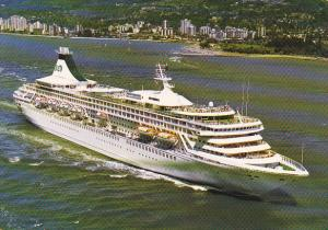 Steamship Royal Princess