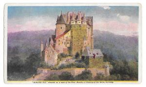 Prudential Insurance Co Schloss Elz Germany Castle Postcard