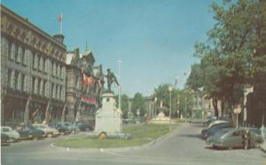 BROCKVILLE , Ontario , Canada , 1950-60s ; War Memorial