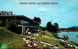 Alabama Guntersville Nolan Motel and Dining Room