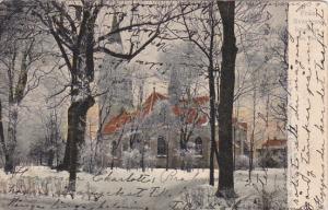 Kyrkan Skofat, Fran Sveriges Bygder, SWEDEN, PU-1904