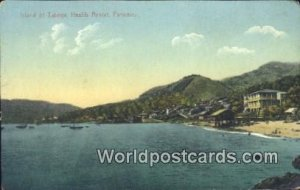 Island of Taboga, Health Resort Panama Panama Unused