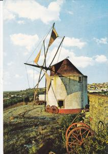 Old Wind Mill, PALMELA, Portugal, 50-70's