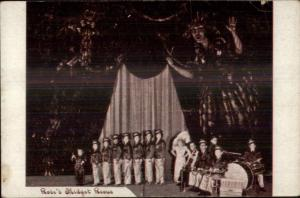 Circus Related Little People Rose's Midget Revue c1910 Postcard