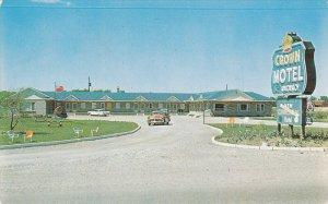 Crown Motel , WOODSTOCK , Ontario , Canada , 50-60s