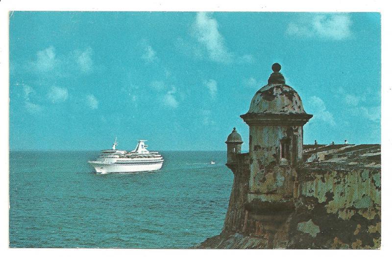 Royal Caribbean Line, San Juan, Puerto Rico