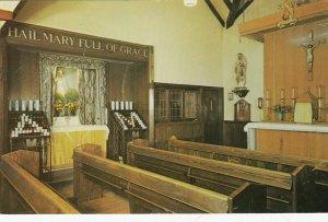 KING CITY, Ontario, Canada, 1940-60s; Shrine Chapel, Augustinian Fathers