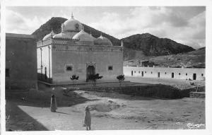 Algeria El-Hamel pres Bou-Saada, La Zaouia d'El-Hamel vue de Face