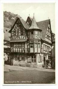 RP, Altes Haus, Bacherach a. Rh. (Rhineland-Palatinate), Germany, 1920-1940s