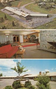 FREDERICTON , N.B. ,Canada , 50-60s ; Eden Rock Motor Hotel