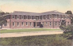 Arkansas Searcy Class Rooms & Senior Dormitory Morris School Handcolored Albe...
