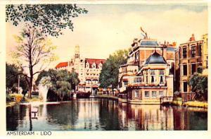 Amsterdam Holland Lido Amsterdam Lido