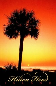 South Carolina Hilton Head Island Beautiful Sunrise