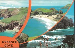 Postcard Multiview KYNANCE COVE Cornwall by Photo Precision Ltd PLX203