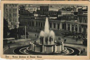 CPA Bari Nuova Fontana di Piazza Roma ITALY (805048)