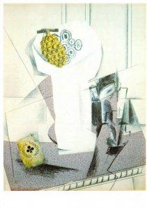 Art Postcard, Trumpfas Und Glas (1914) by Pablo Picasso AT4