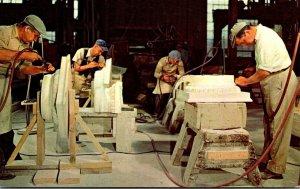 Vermont Proctor Marble Exhibit At Vermont Marble Company