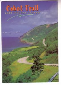 Cabot Trail, Highlands National Park, Cape Breton, Nova Scotia