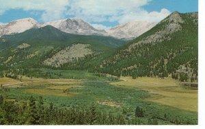 US    PC3983 MUMMY RANGE, ROCKY MOUNTAIN NATIONAL PARK, COLORADO