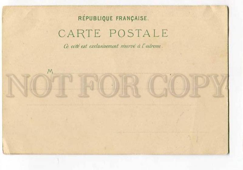 264558 Jack ABEILLE Lovers AUTUMN Vintage ART NOUVEAU PC