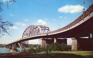 NY - Buffalo.  Peace Bridge