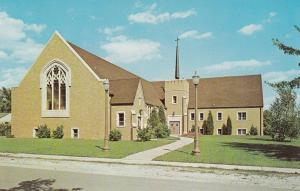HOBART, Indiana, 40-60s; Augustana Lutheran Church, Kelly & Hickey Streets