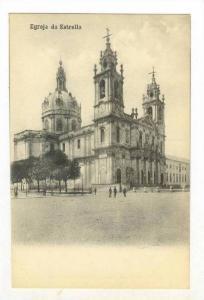 Egreja da Estrella ,Belém district of Lisbon, Portugal. 00-10s