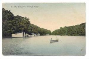 Beautiful Bridgeton,Jeddy's Pond,  New Jersey,  PU-1910