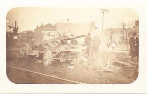 Truck Accident Real Photo