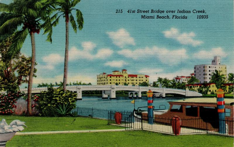 US    PC2300 41ST BRIDGE, MIAMI BEACH, FL