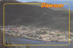 Canada Yukon Dawson Gold Rush River Banks Klondike
